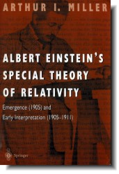 Albert Einstein's Special Theory of Relativity by Arthur I.Miller